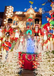 best christmas home decorations in brooklyn who has the best decorations in dyker heights the paper