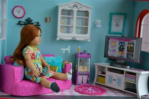 how to make a american girl doll bedroom articles with how to make an american girl doll living