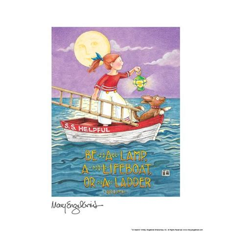 quot be a l a lifeboat or a ladder quot rumi art by m - Lifeboat Ladder