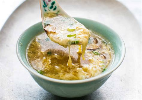 quick and easy egg drop soup recipe simplyrecipes com