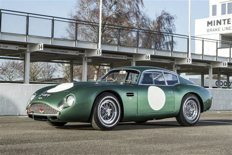Aston Martin Db4 Gt by Aston Martin Db4gt Zagato 2 Vev To Be Auctioned