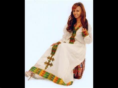 new pretty ethiopian traditional dresses fashion designs