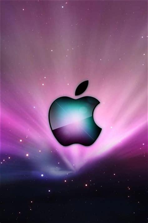 apple lila sterne iphone xgs hintergrundbilder