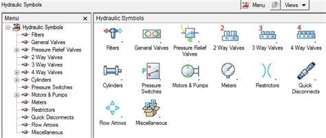 hydraulic schematic symbols pressure switch wiring