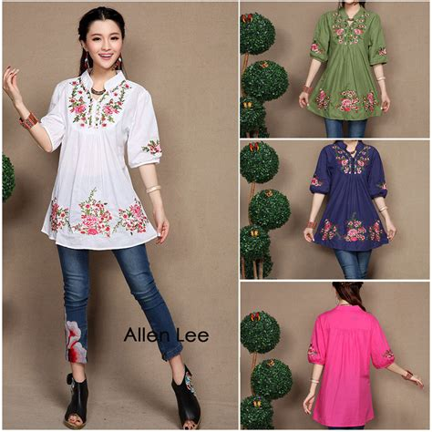 Baju Blouse Blys Katun Des achetez en gros chinois blouse conceptions en ligne 224 des