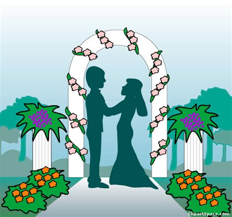 Wedding Ceremony Clipart by Wedding Ceremony Clipart 101 Clip