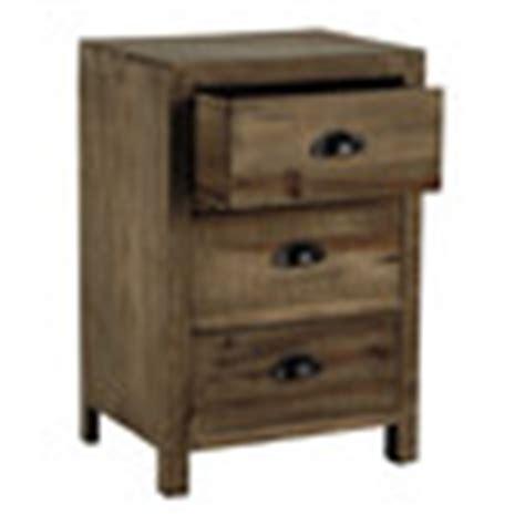 comodini 40 cm comodino in legno con cassetto l 40 cm woodpecker
