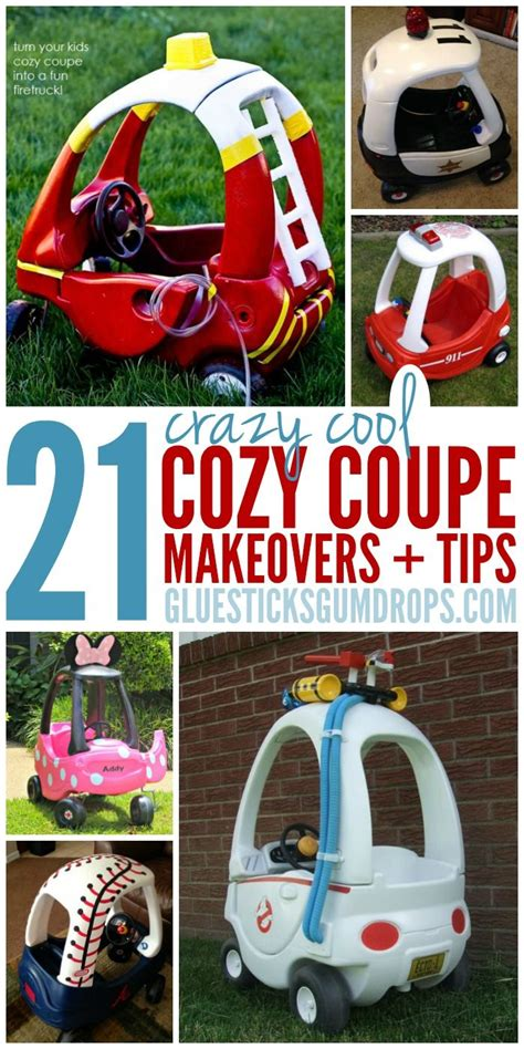 cer makeover 17 best ideas about cozy coupe makeover on pinterest