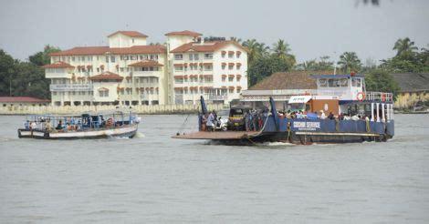 boat service in kochi kmrl s water transport project gets centre s nod