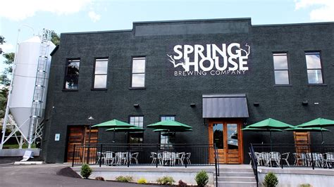 spring house brewery spring house debuts new brewpub beer busters