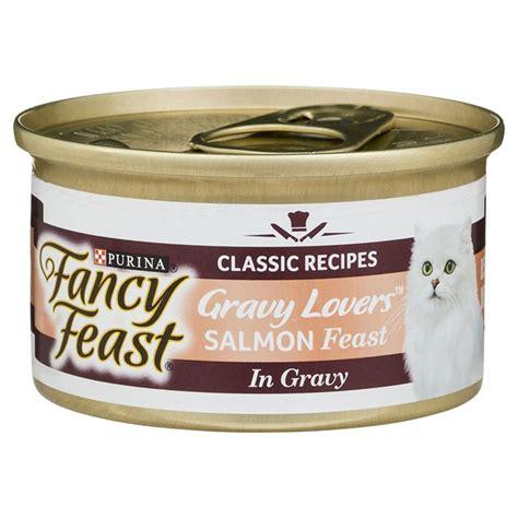 Fancy Feast Gravy purina fancy feast gravy salmon feast in gravy 24 x