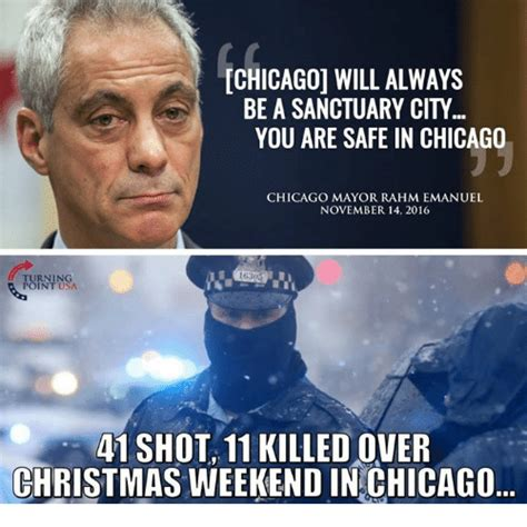 Chicago Memes Facebook - 25 best memes about sanctuary cities sanctuary cities memes