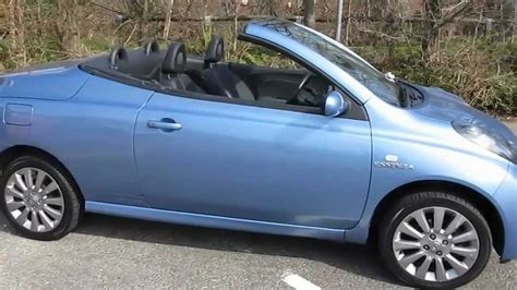 wilsons nissan epsom nissan micra 2dr 1 6 cabriolet essenza c c ce57oml cars