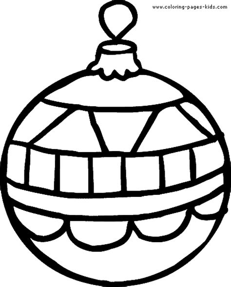 printable ornaments to color and cut christmas ball coloring pages