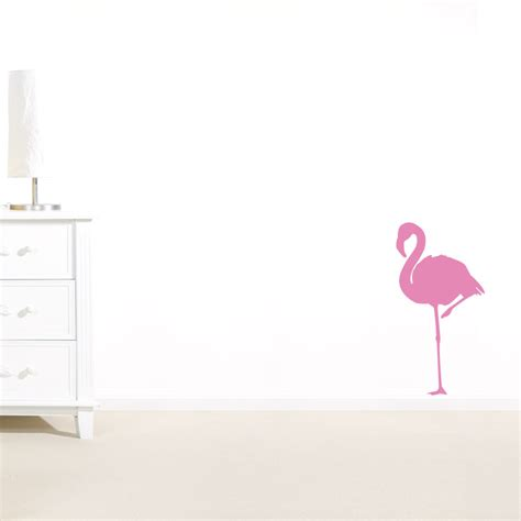 flamingo wall stickers flamingo wall decal