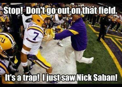 Funny Lsu Memes - 1000 images about football jokes on pinterest roll tide