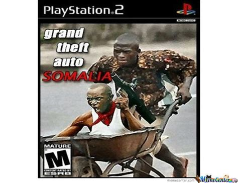 grand theft auto somalia by crypticwolf meme center