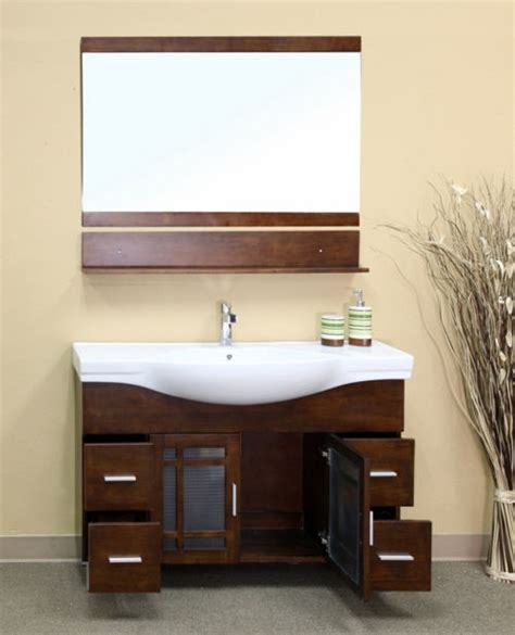 bathroom vanity 18 inch depth ward log homes