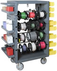 wire spool racks mobile wire spool rack terminal storage