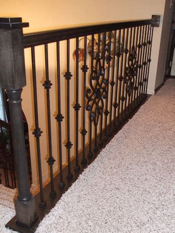 Replacing Banisters Complete Stair Railing Replacement Staircase