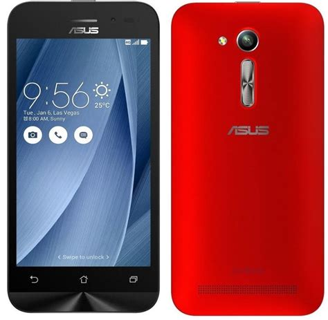 Lcd Asus Zenfone Go 4 5 asus zenfone go 4 5 lte with 4 5 inch display and