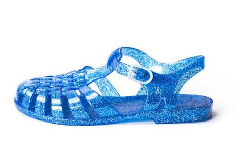 Jelly Shoes 10 shoe styles that were popular during the 80s