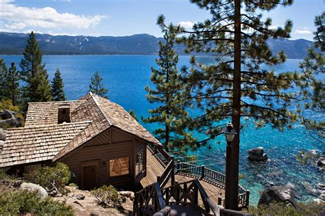 bedroom home near lake tahoe california celebrity and famous homes near lake tahoe hgtv