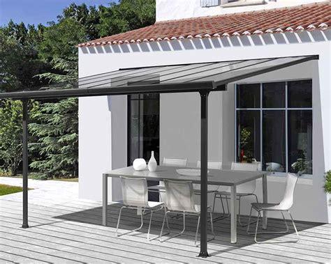 tettoia per terrazzo tettoia alluminio per terrazzo tt 3050 al decogiardino
