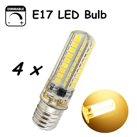 E17 Led Dimmable Bulb 5 Watts Ac85 265v Led E17 Light E17 Led Light Bulb