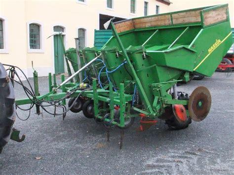 potato planting machine hassia kls 4 bz technikboerse