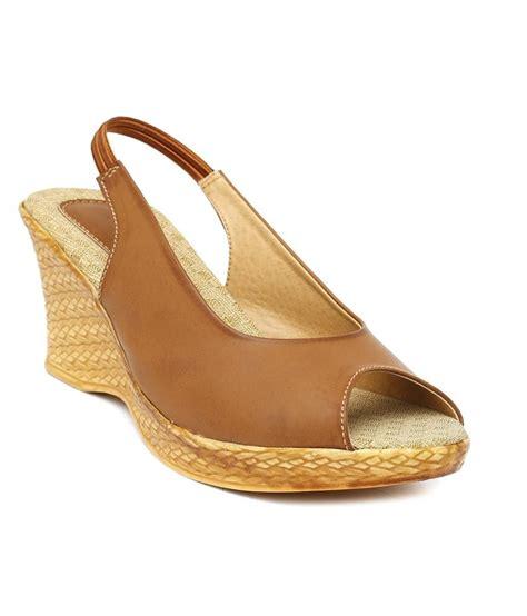 Wedges On Brown brown wedge heels
