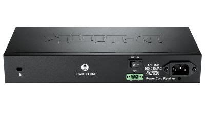 d link dgs 1210 10/me gigabit smart switch 8 10/100