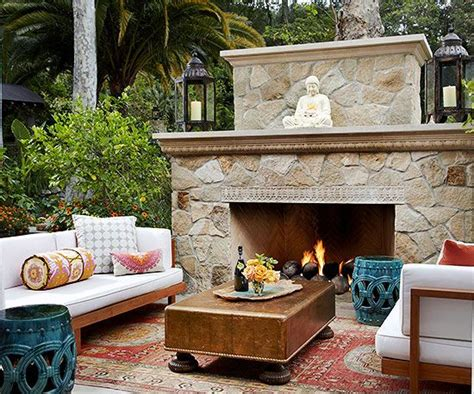 outdoor fireplace ideas outdoor fireplace ideas fireplaces freestanding