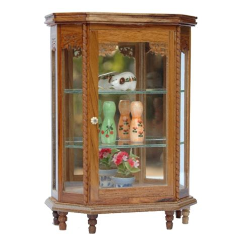 furniture value display cabinet dolls house