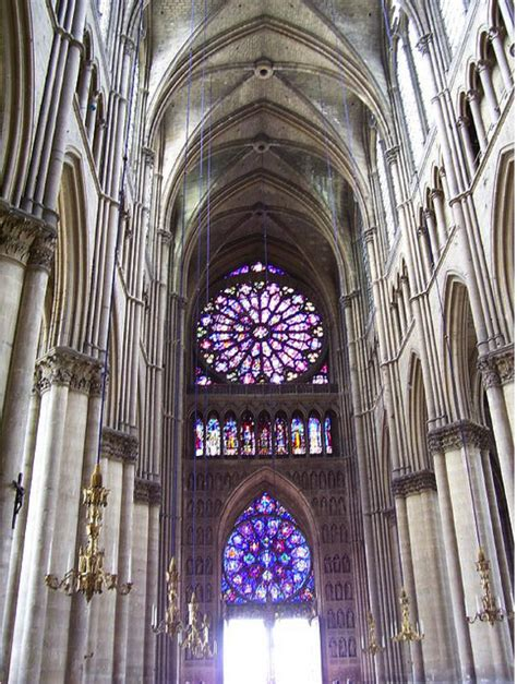 Cathedral Interior by Flashcards Reims Studyblue
