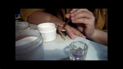tutorial de uñas instagram pasos a seguir para hacer u 241 as acrilicas youtube