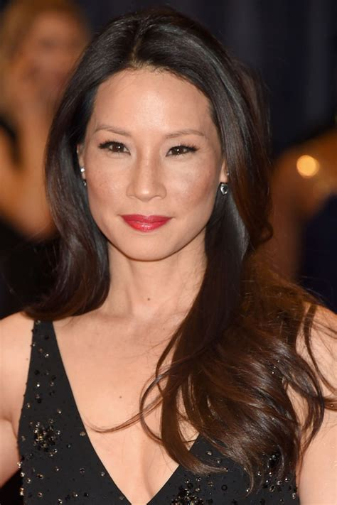 lucy liu straight hair the glossiest a list styles instyle uk 135 best lucy lui images on pinterest lucy liu faces