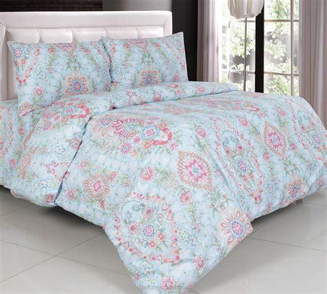 Bed Cover Set Katun Lokal Halus Flower Pink Size 160x200180x200 1 sprei katun jepang warungsprei
