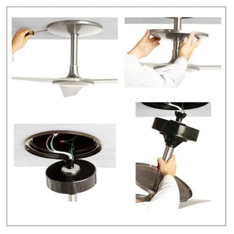 Ceiling Fan Oxone 60 quot ozone 174 led brushed nickel ceiling fan 8 quot extension places the o jays and ceiling fans