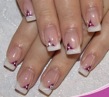 easy nail art french manicure french manicure designs manicure designs manicure nail art