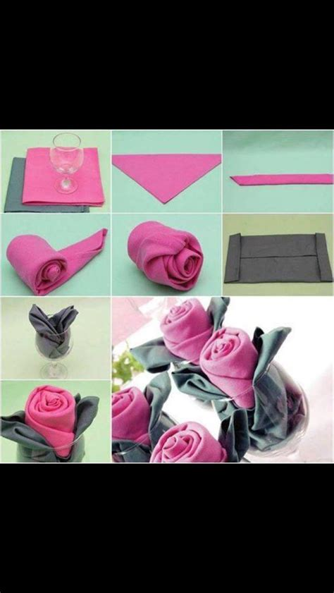 Creative Ways To Fold Paper Napkins - 1000 images about pliage de serviette de table on