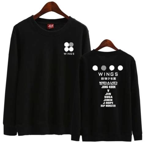 bts wings sweater 183 k 183 store powered by storenvy