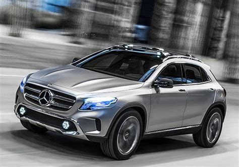 new mercedes crossover aims for younger audience marketwatch