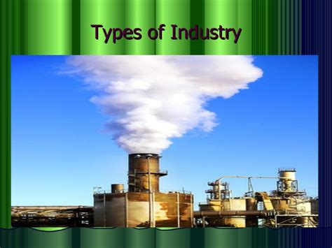 Types Of Cottage Industries by Types Of Industry And Textile Industry