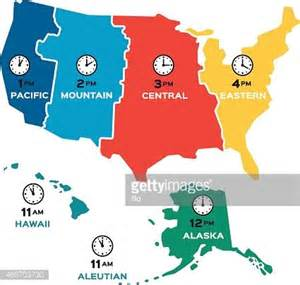 25 best ideas about standard time zones on