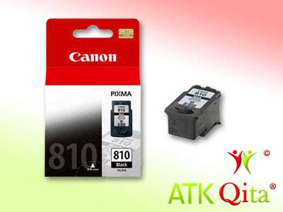 Tinta Printer Canon 740 Black tinta printer canon 810 black