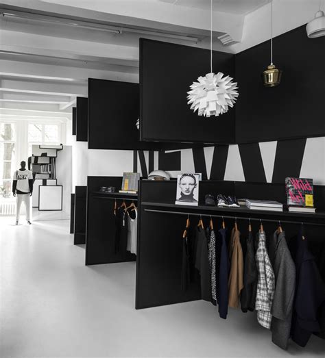 design magazine shop i29 architects creates 3d magazine experience in frame