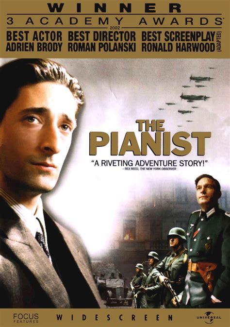 pelicula el pianista otra pel 237 cula que pienso es deber de todos ver el