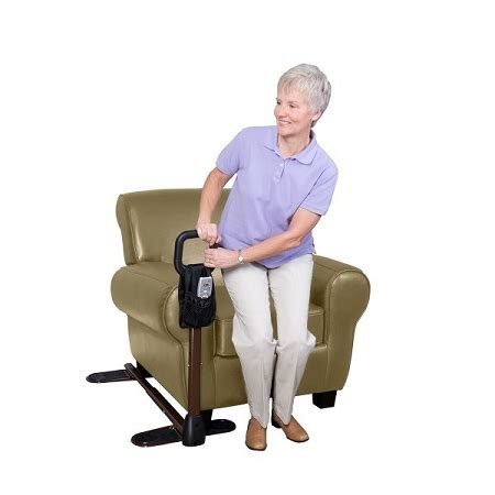 standing on the couch couch cane by stander standing aid helps people with