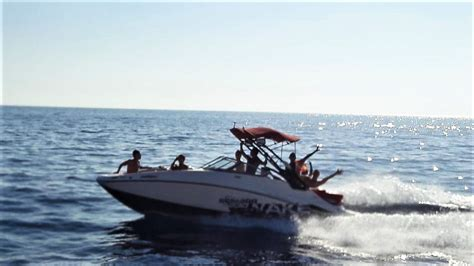 drink boat fuel sea doo 230 wake sports boat available to hire today
